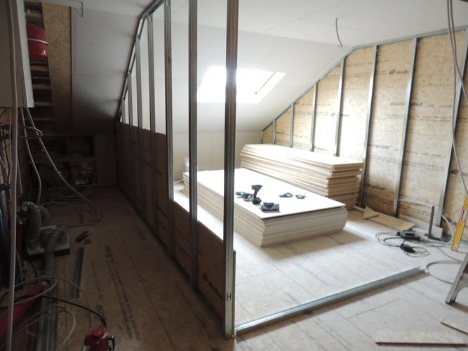Slaapkamer zolder inrichting de mooiste voorbeelden van zolderkamers makeover - Slaapkamer op de zolder ...