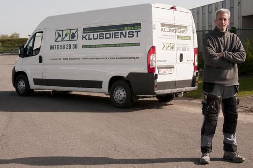Xavier Van de Voorde | Klusdienst Ser.Co